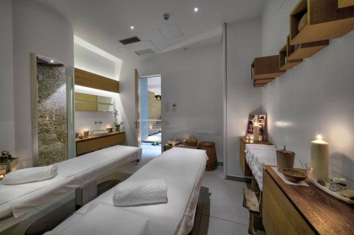 Fotografo interni hotel centro benessere Riccione Andrea Tosi spa Rimini romagna italy