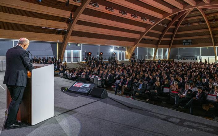 palco relatore sanpatrignano meeting