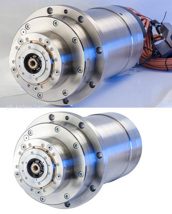 industrial photographer componenti meccanici
