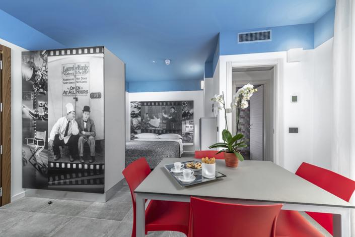 interior photographer hotel Riccione italy room camere Romagna Rimini appartamento