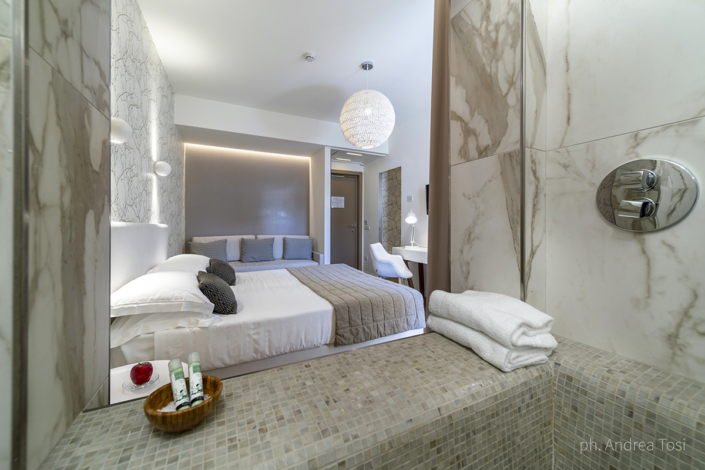 spa room wellnes interior photographer Andrea Tosi Rimini Italy romagna fotografo turismo