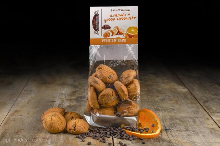 dolce tradizionale cioccolato arancia