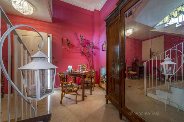 ingresso agriturismo affittacamere B&B fotografia ambienti interni romagna marche