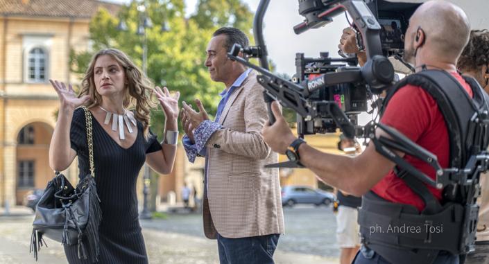 Scena dal film Tutto Liscio fotografo di scena: Andrea Tosi