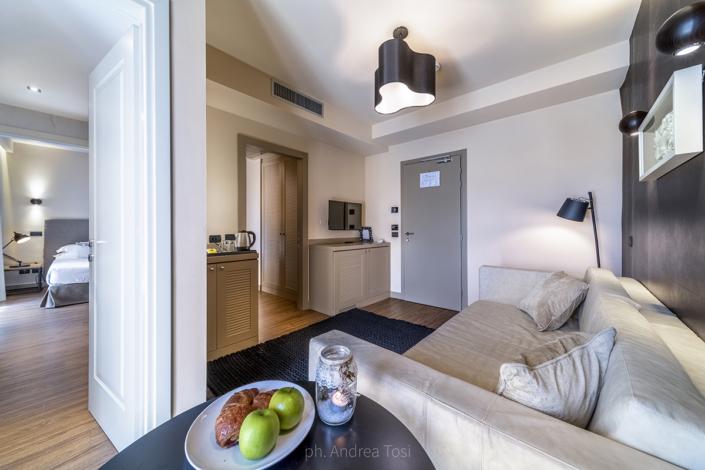 servizi fotografici per fotografo di interni hotel camera suite Andrea Tosi Rimini Cattolica Riccione