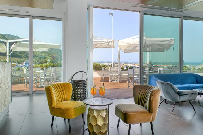 fotografo interni turismo Pesaro, servizi fotografici per hotel