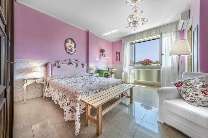 fotogrago hotel interni residence affittacamere marche emilia romagna agriturismo camera room, servizi fotografici per hotel