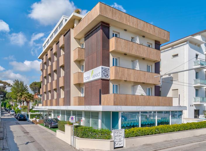Fotografo alberghi hotel Rimini